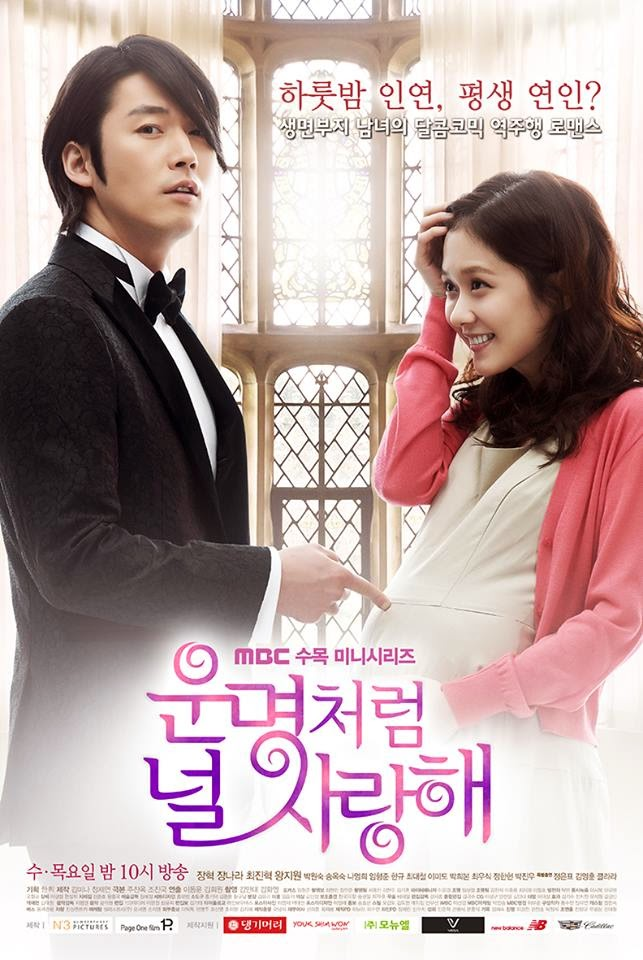 "Drama Korea ""Fated to Love You"""