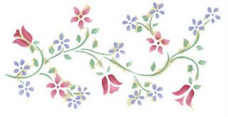 Sgblogosfera mar a jos arg eso m s cenefas de flores - Cenefas decorativas para imprimir ...