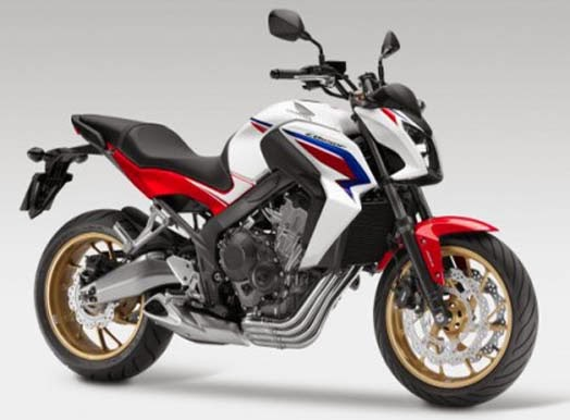 Honda CB650F Is A Motorsport With Naked Bike Design While For The CBR650F Has Full Fairing Both New Will Be Targeting
