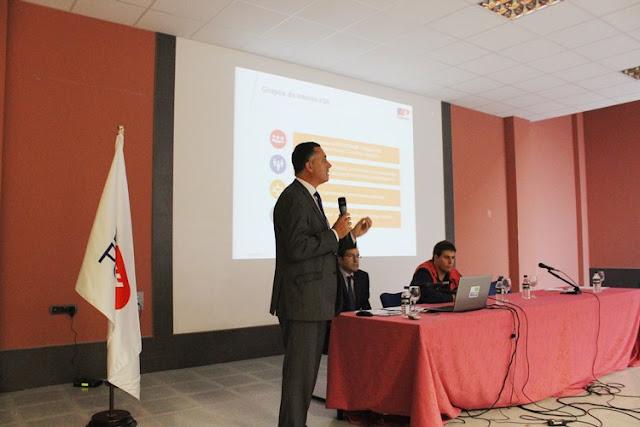 Reunión Anual de Petronor con las Gerencias de las Empresas Contratistas