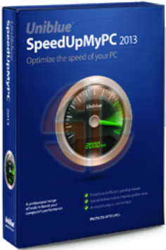 Uniblue SpeedUpMyPC 2013 5.3.4.5 Full Version