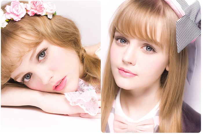 みお❤ Princess dreams~ ♔: Candy doll new series (Lipstick ...