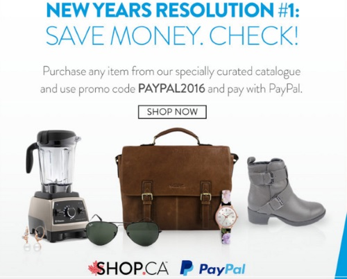 Shop.ca Paypal Discount Promo Code Up To $200 Off