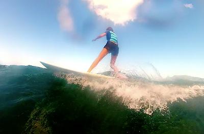Surf787 surfing lesson Rincon Puerto Rico