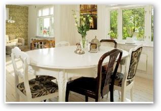 Mi nueva casa las mejores ideas para decorarla - Mesas para comedores pequenos ...