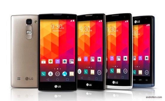 LG Leon, Spesifikasi dan Harga HP RAM 1 GB OS Android Lollipop
