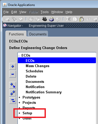 engineering change order