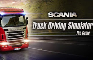 Scania Truck Driving Simulator PC Game
