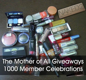 Stylecraze.com's 1000 Member Giveaway