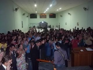 Buscando O Espirito Santo!