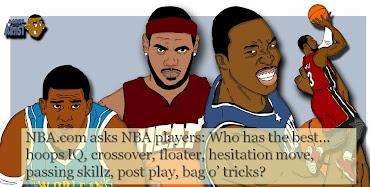 NBA's best 2013 (videos)