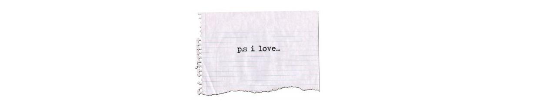 p.s i love...