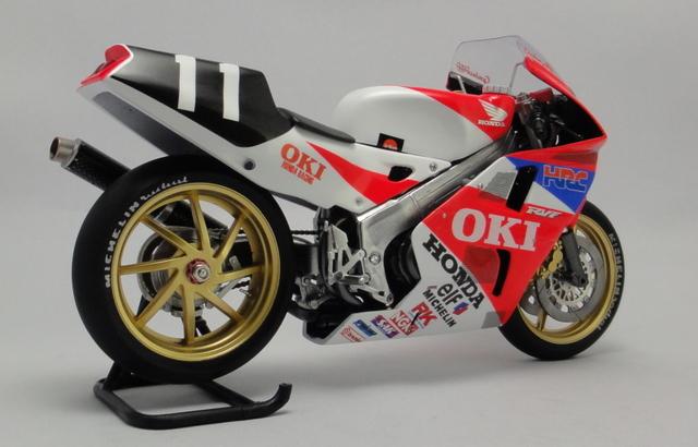 Racing Scale Models Honda RVF 750 8 Hours Suzuka 1991