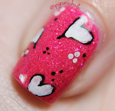 Pretty & Polished Cosmopolitan Hearts