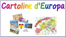 """Progetto """"Cartoline d'Europa"""""""