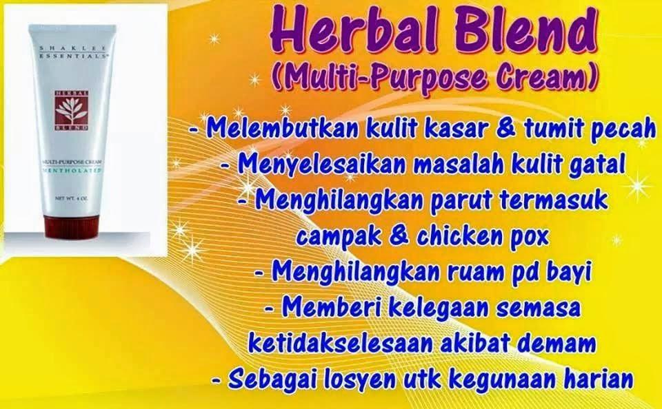 HERBA BLEND CREAM