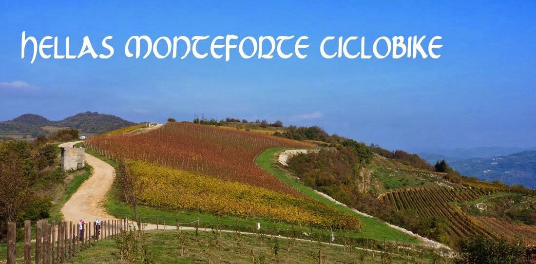 Hellas Monteforte Ciclobike