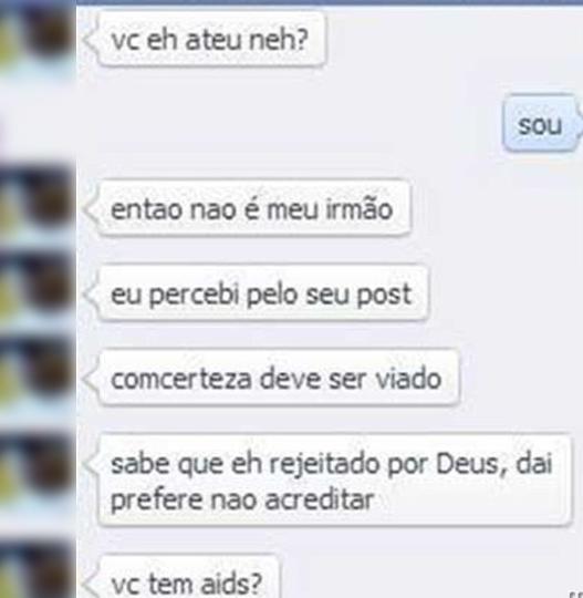 Pérolas Facebook