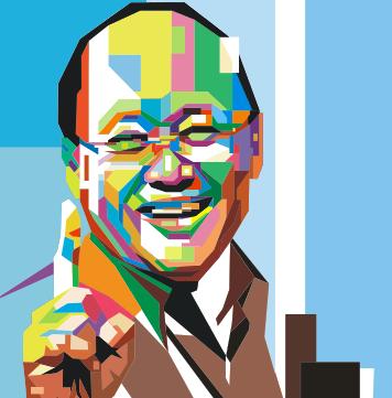 Mario Teguh in WPAP