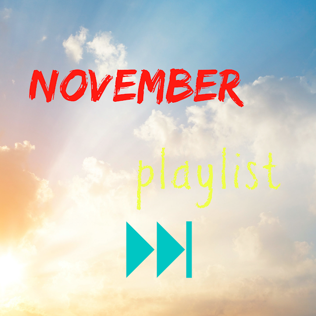 november playlist shoutjohn