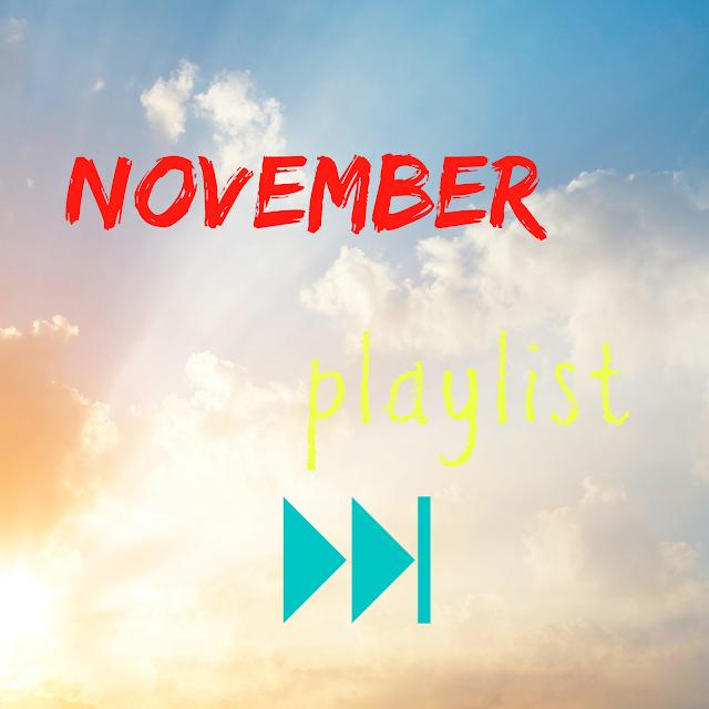 november playlist shoutjohn