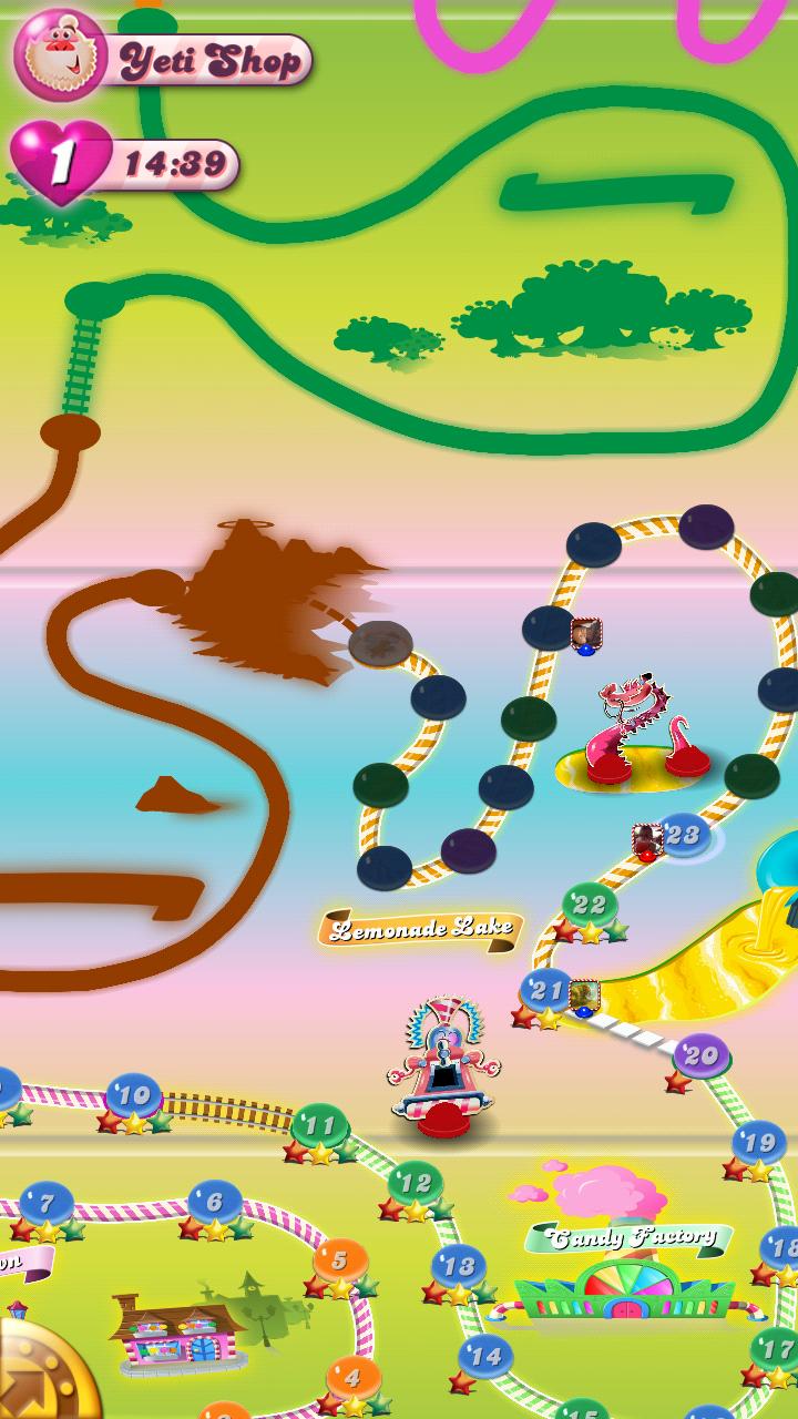 Candy Crush Saga Screenshots And Facts Screenshot 2