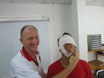 EFR Instructor course on Koh Samui, Thailand June 2015