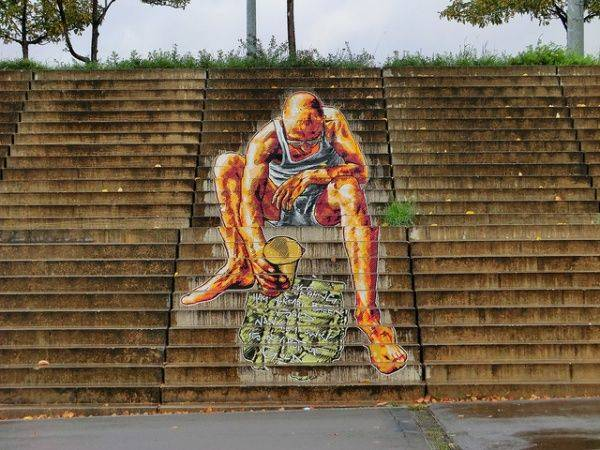 Interesting Stairs Street Art (17 Pics)