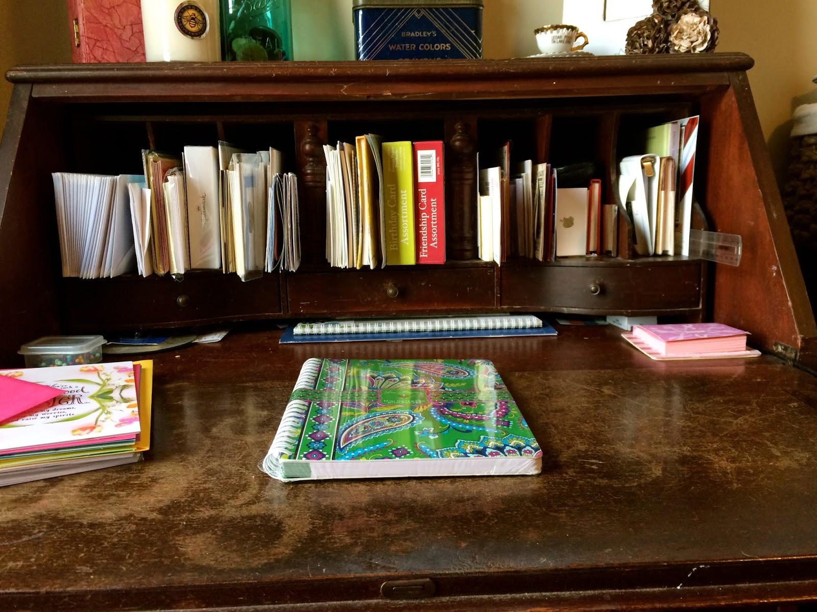 Desk Aunt Francis