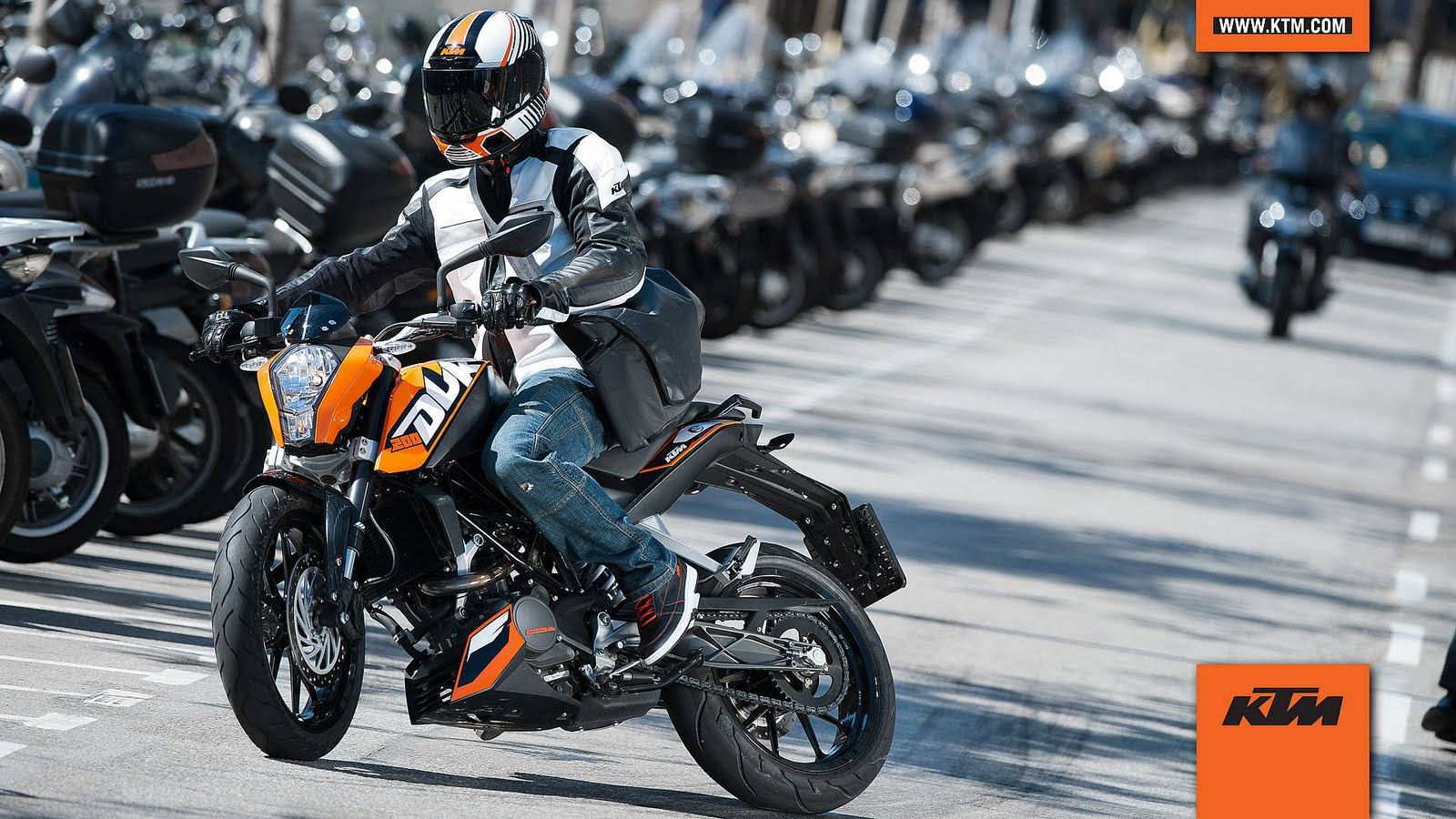 Ktm 200 Duke Is Quot Ready To Race Quot In India In Just A Few
