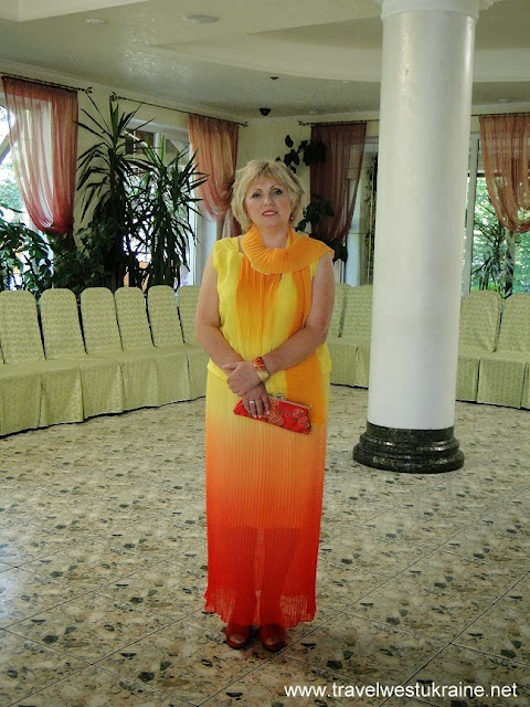 Best Mother of the Bride Dress Ever, in Ternopil, Western Ukraine