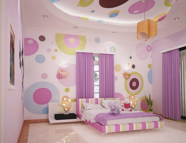 Chambre enfant : ides, photos, dcoration, amnagement