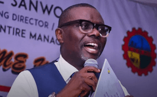 APC: Tinubu's 'candidate' Sanwo-Olu speaks on 'withdrawing' from Lagos guber race