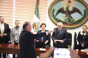 EDEL ÁLVAREZ PEÑA, NUEVO PRESIDENTE DEL PODER JUDICIAL DEL ESTADO