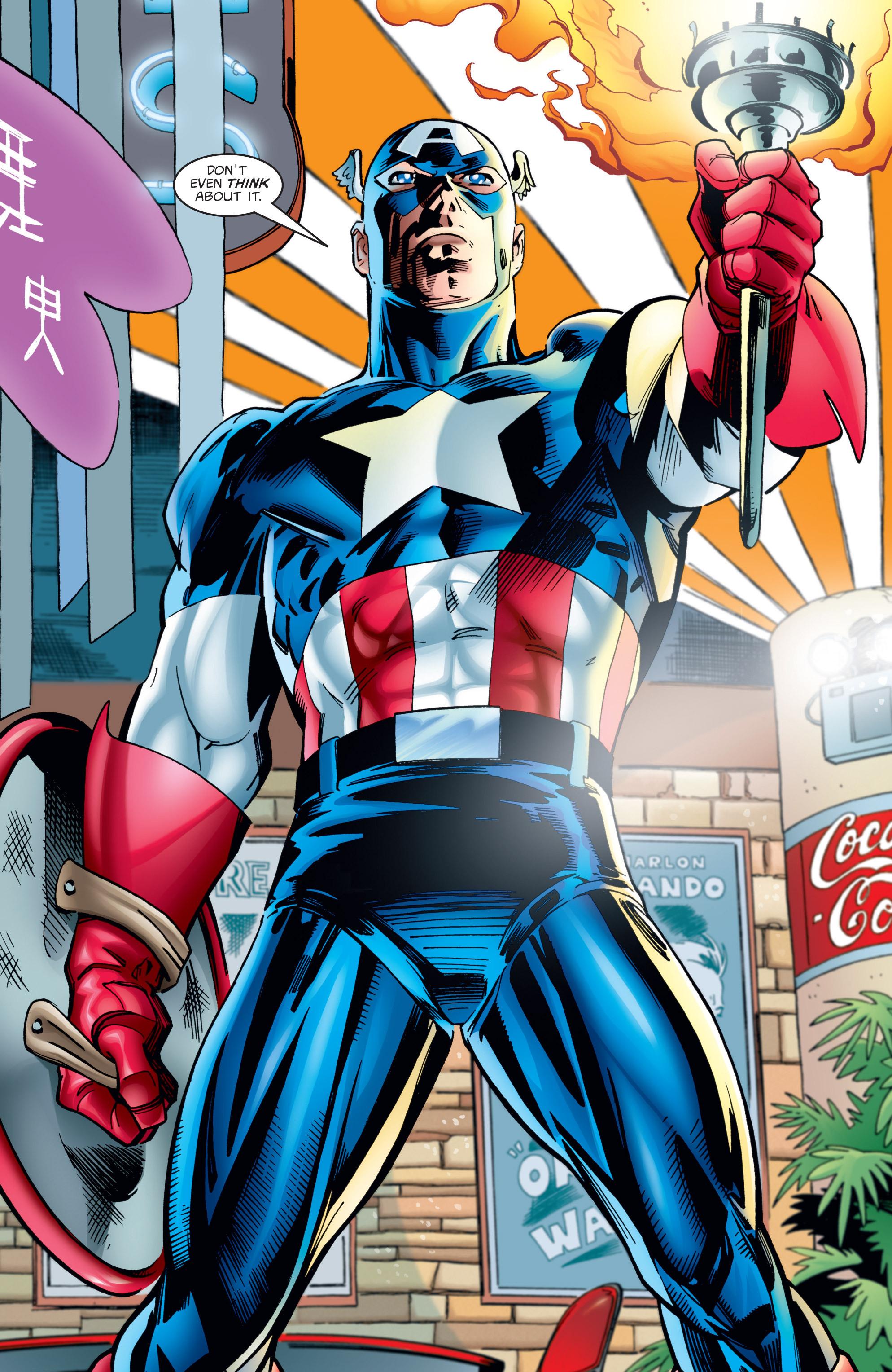 Captain America (1998) Issue #1 #4 - English 7