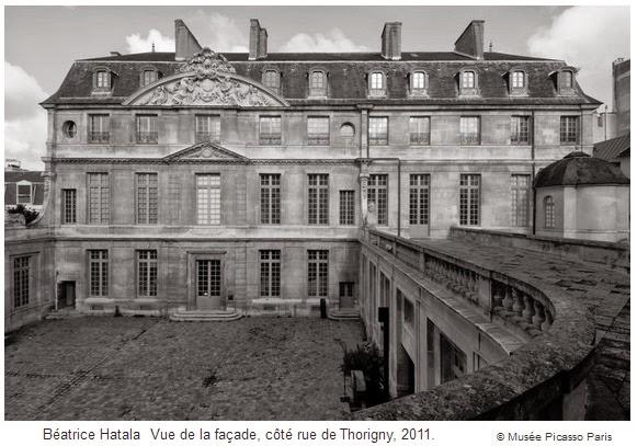 Do time aperture parigini for Noto architetto torinese
