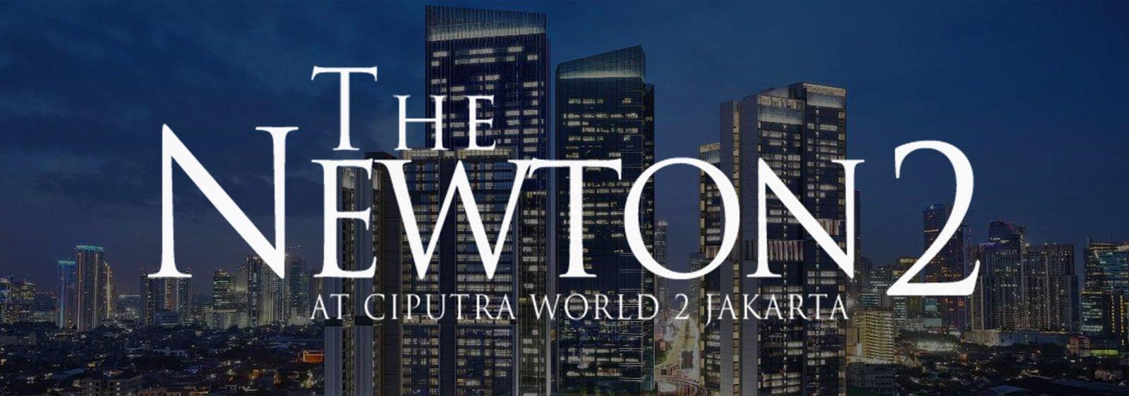 Apartemen The Newton 2 Ciputra World 2 Kuningan