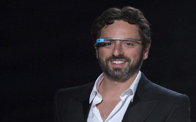14 Billionaires Who Built Their Fortunes From Scratch - SERGEY BRIN