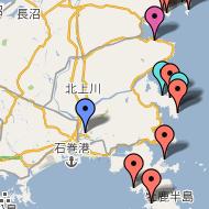 Team SAKE 活動MAP<br>SAKEの軌跡