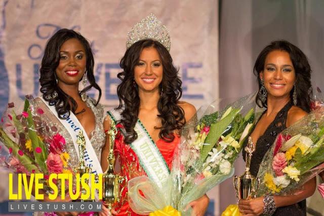Miss Universe Jamaica 2013 winner Kerrie Simone Baylis