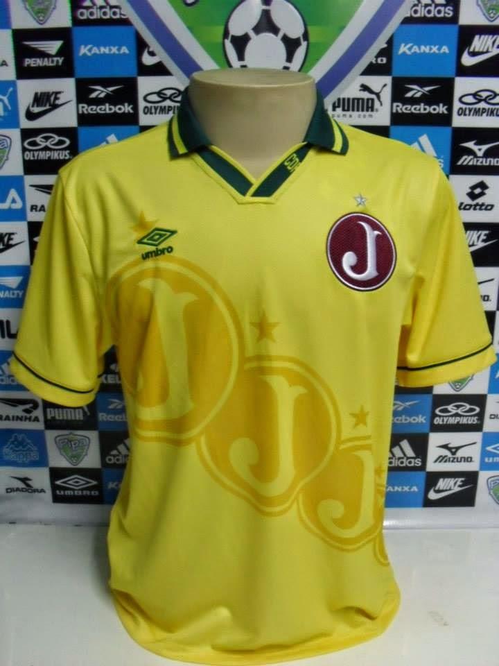 Manto Juventino - As camisas do Clube Atlético Juventus  camisa (que ... 666eb724440bd