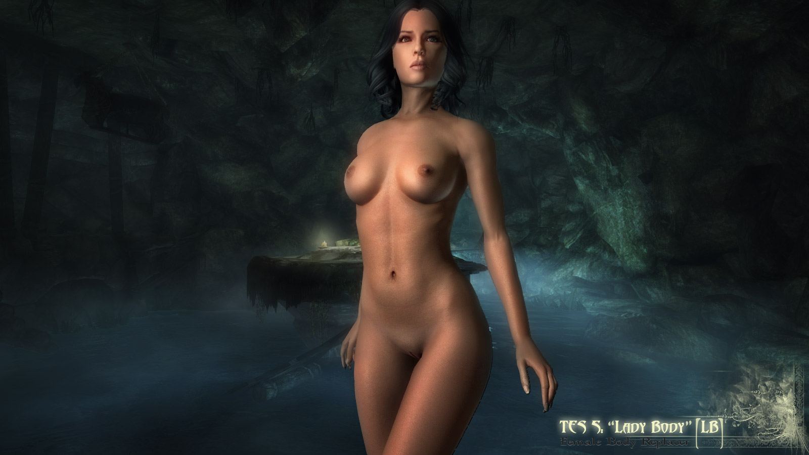 Skyrim nude mod nudemod net exposed picture