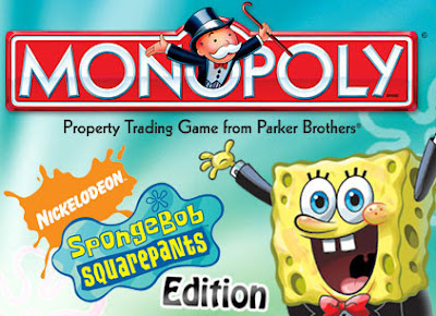 Monopoly Spongebob Squarepants Edition img 1