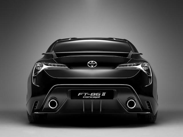 FT-86 Concept II, przyszłość, GT86, BRZ, FR-S