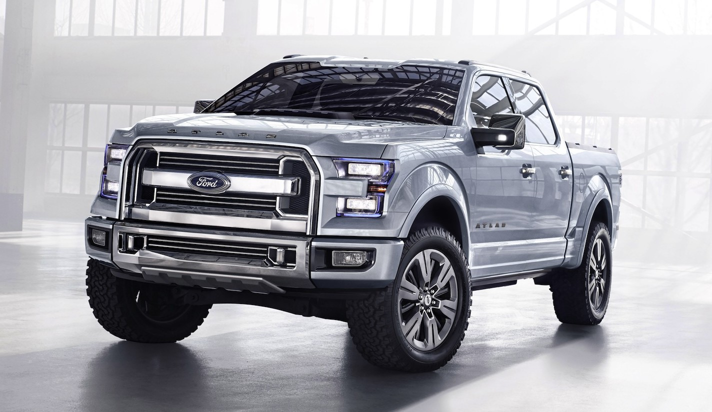 Ford Will Use Recycled Materials in F-150