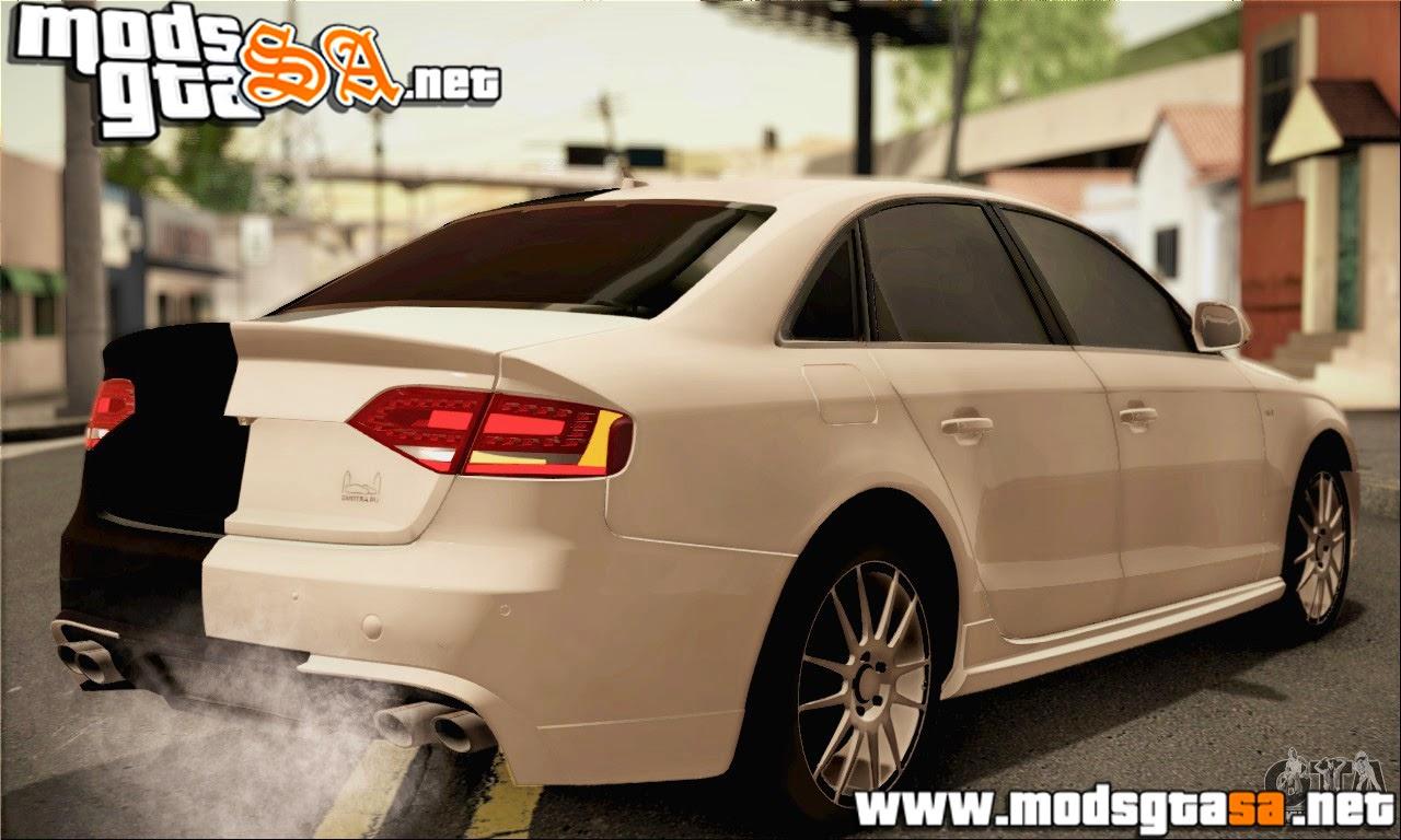 SA - Audi S4