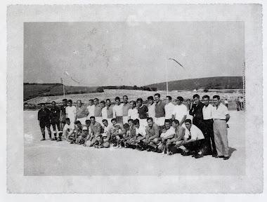 INAUGURAÇÃO CAMPO DE FUTEBOL 1961