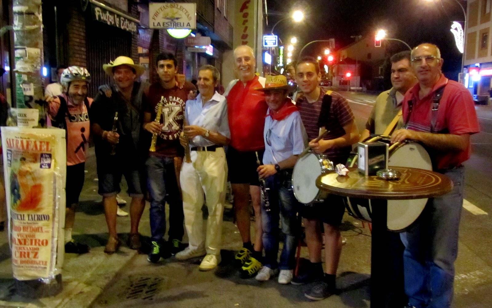 IV Ruta MTB Nocturna 2014 Alfonsoyamigos
