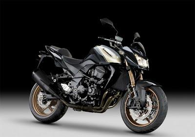 2012 Kawasaki Z750R