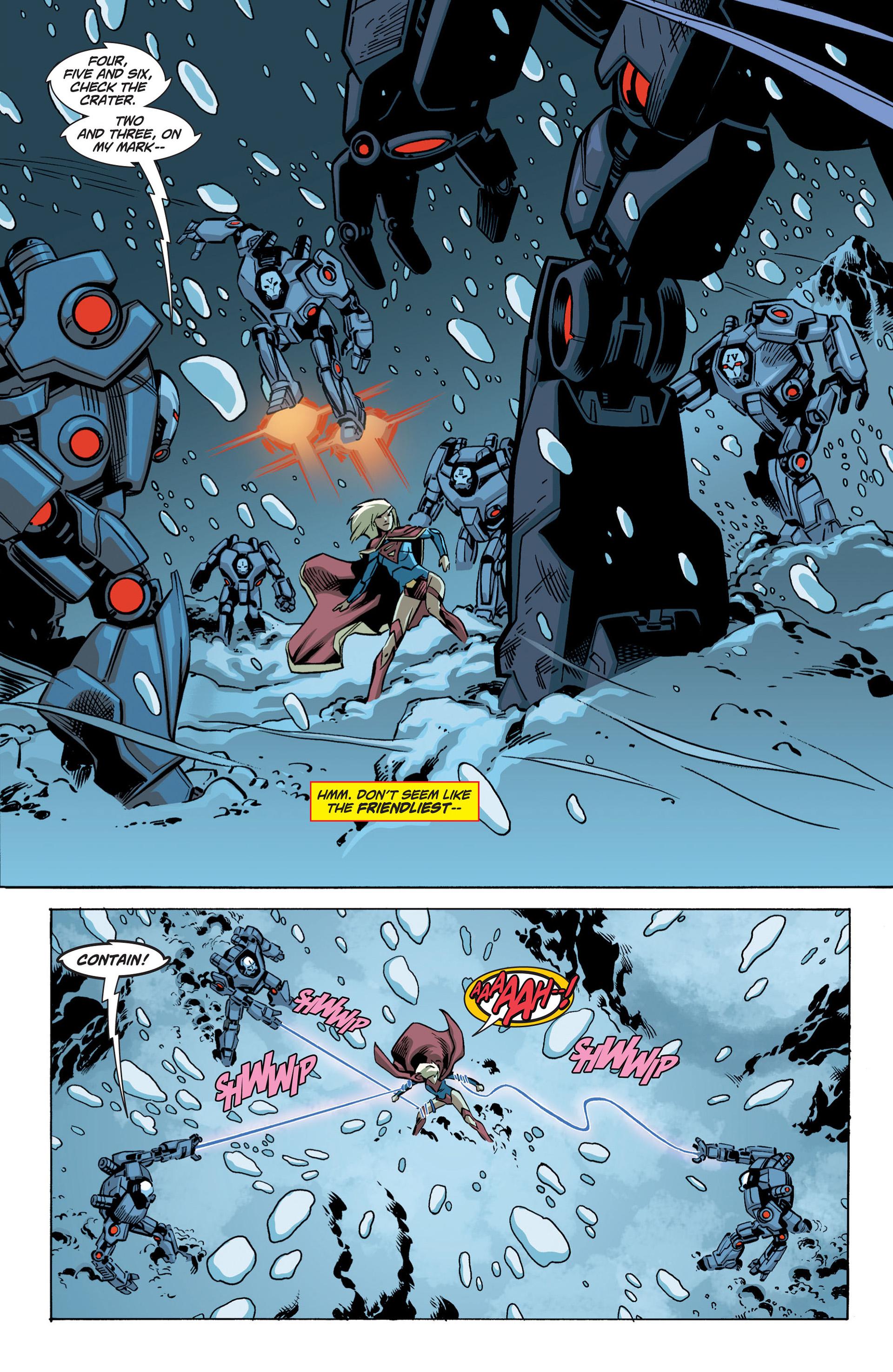 Supergirl (2011) Issue #1 #3 - English 9